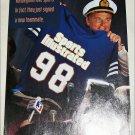 1998 Sport's Illustrated Norwegian ad
