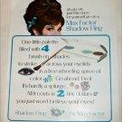 1966 Max Factor Shadow Fling Eye Makeup ad