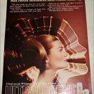 1969 Max Factor Ultralucent Whisper-Tint Makeup ad