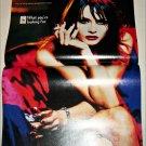 1998 Camel Lights Woman Cigarette ad