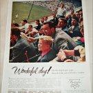 1956 Burlington Peerles Woolen Suits ad