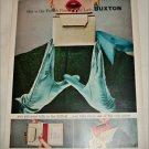 1957 Lady Buxton French Purse ad