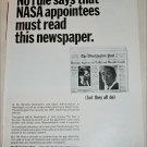1967 Wall Street Journal ad