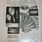 1938 Wallace Silversmith's ad