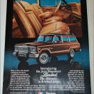 1979 American Motors Jeep Wagoneer Limited ad
