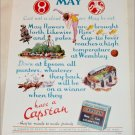 1952 Capstan Navy Cut Cigarette ad from the UK
