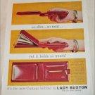 1956 Lady Buxton Billfold ad