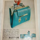 Lady Buxton Sparklers French Purse ad