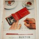 Buxton Contour Wallet ad