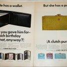 1969 Lord Buxton Convertible & Lady Buxton Gaitor Baitor ad