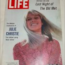 1966 Julie Christie Life Cover
