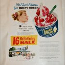 1956 Dairy Queen ad