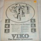 1923 Viko Aluminun Goods ad