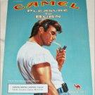 2000 Camel Cigarette Greaser ad