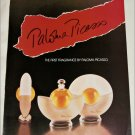 Pabshia Picasso Fragrance ad