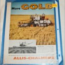 Allis-Chalmers Model C Combine ad