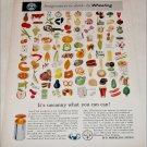 1960 Wheeling Steel Company ad