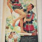 1957 Catalina Swimwear ad