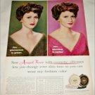 1959 Ponds Angelface ad