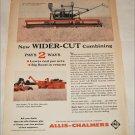 1960 Allis-Chalmers Model C Combine ad