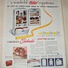 1947 Crosley Shelvador Refrigerator ad