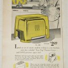 1951 Federal Housewares ad