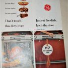 1966 GE P7 Self Cleaning Oven ad