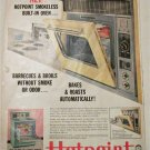 1960 Hotpoint Built-In Electric Ovens ad