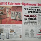 1960 Kelvinator Appliances ad