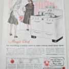 1947 Magic Chef Gas Range ad