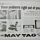 1956 Maytag Automatic Washers ad