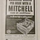 1955 Mitchell AC ad