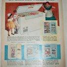 1955 Western Auto Wizard Freezer ad