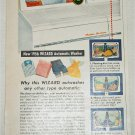 1956 Western Auto Wizard Automatic Washer ad