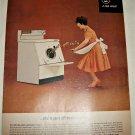 1963 Westinghouse Heavy Duty Laundromat ad #1
