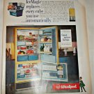 1960 Whirlpool Ice Magic ad