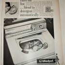 1960 Whirlpool Mark XII Washer ad