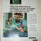 1968 York AC ad