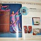 1965 Frigidaire Power Capsule Refrigerators ad