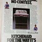 1986 Kitchenaid Dishwasher ad