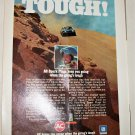 1972 AC Spark Plugs Tough ad