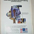 1975 AC-Delco Brake Pads ad