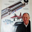 1984 AC-Delco Parts ad featuring Chuck Yeager
