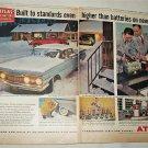 1960 Atlas Tires & Batteries ad
