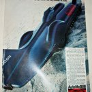 1968 Auto-Lite Spark Plugs ad featuring Bob Herda's #999