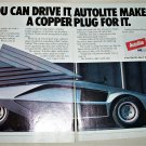 1985 Auto-Lite Spark Plug ad #2