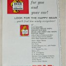 1964 Bear Safety Service ad