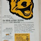 1968 Bear Safety Service ad