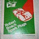 1969 Bosch Spark Plugs ad #1