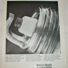 1970 Bosch Best Thread Spark Plug ad